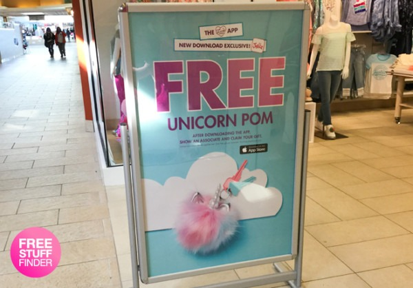 Free Unicorn Pom With Justice App Download (iphone Users!)