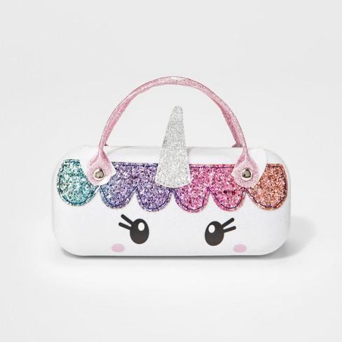 Girls' Unicorn Sunglass Case