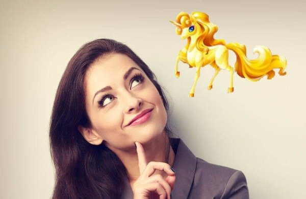 Golden Unicorn Of Health  Stop Chasing Something You'll Never Find