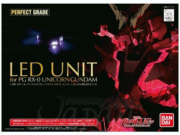 Gundam  Led Unit For Pg Unicorn Gundam