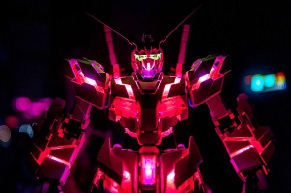 Gundam Mad    Gundam Models    Led Unit For Pg Unicorn Gundam