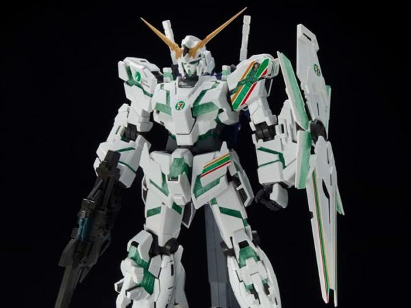 Gundam Pg 1 60 Unicorn Gundam (luminus Clear 7