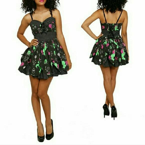 Hell Bunny Dresses