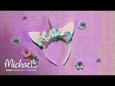 How To Make A Unicorn Headband