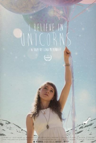 I Believe In Unicorns Movie Poster ( 1 Of 3)