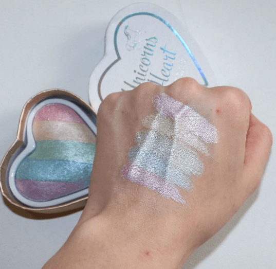 I Heart Makeup's New Unicorn Highlighter Is As Magical As It Gets