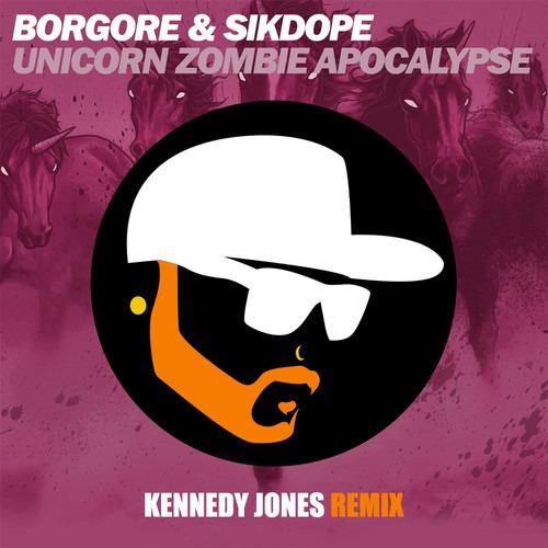 Kennedy Jones Delivers His Trap Remix Of  Unicorn Zombie