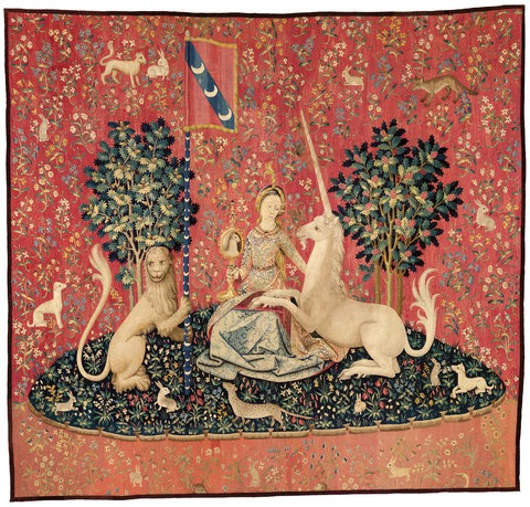 Lady And The Unicorn' Tapestries Return To View In France