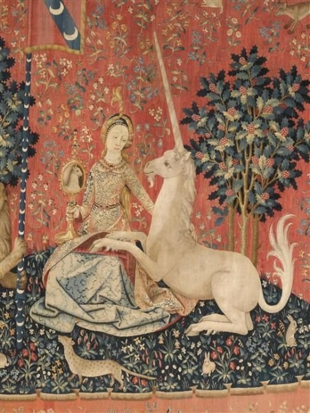 Lady With The Unicorn, Musée Cluny, Paris