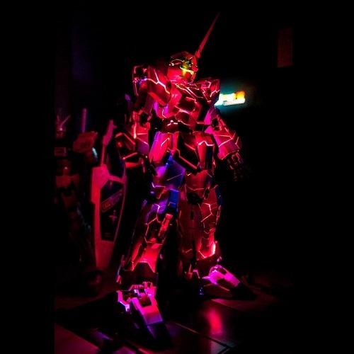 Led Kit For 1 60 Pg Unicorn Gundam & Unicorn Banshee Norn
