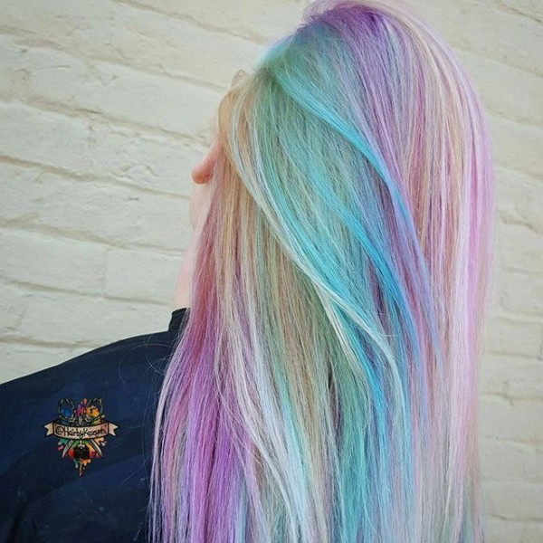 Legit Unicorn Hair ❣   …
