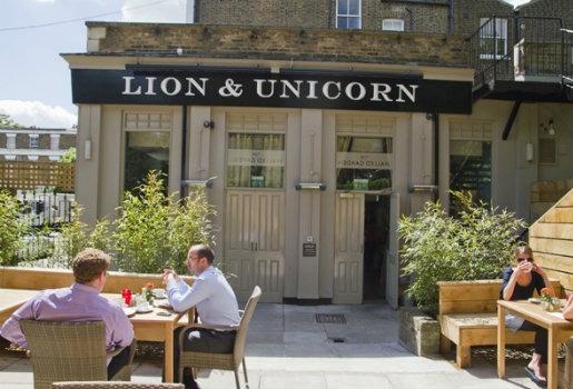 Lion & Unicorn