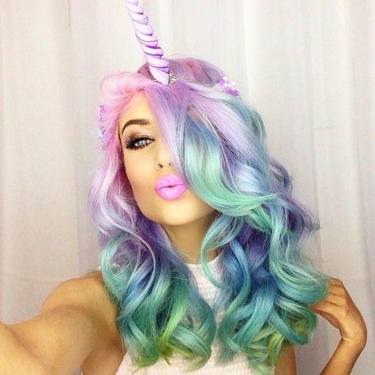 Magical Makeup  Unleash Your Inner Unicorn! Manic Panic Blog