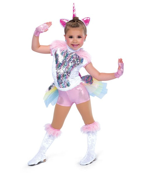 Magical Musical Pairings For Our Unicorn Dance Costume Â« A Wish