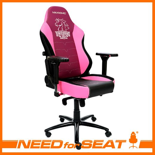 Maxnomic Unicorns Of Love Ofc Office Chair