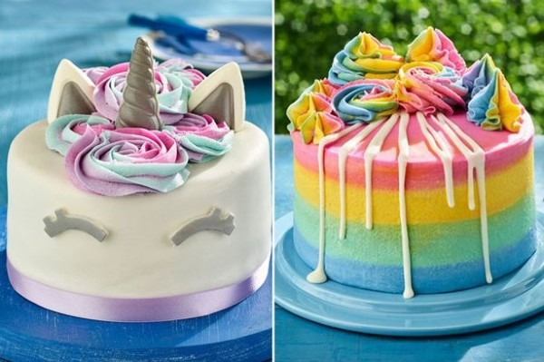Morrisons Is Now Selling Unicorn And Rainbow Drip Cakes And They