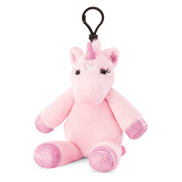 New! Calypso The Unicorn Scentsy Buddy Clip + Berry Fairy Tale