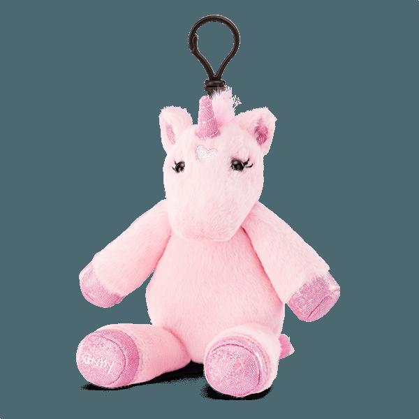 New! Calypso The Unicorn Scentsy Buddy Clip + Berry Fairy Tale