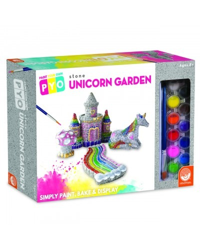 Paint Your Own Unicorn Garden Kit