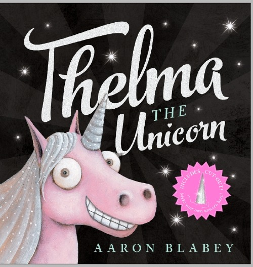 Product  Thelma The Unicorn With Unicorn Horn