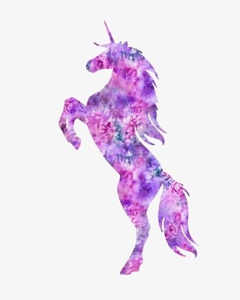 Purple Unicorn, Unicorn Clipart, Cartoon Unicorn, Sketch Png
