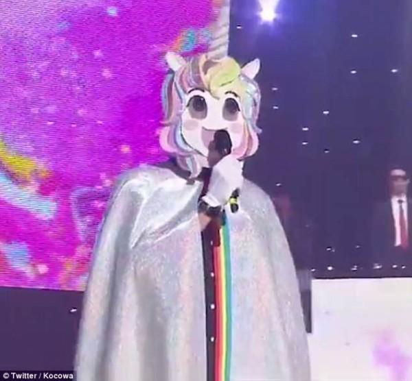Ryan Reynolds Performs On South Korean Tv As A Unicorn