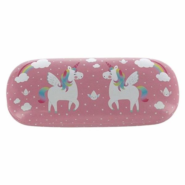Sass & Belle Unicorn Hard Shell Glasses Case, Pink At Amazon