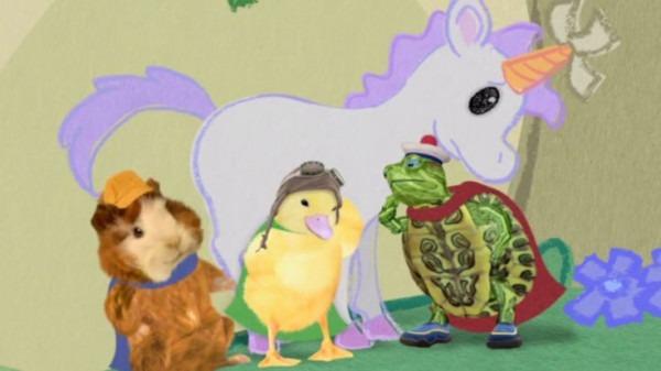 Save The Unicorn!   Save The Penguin!  Wonder Pets On Apple Tv