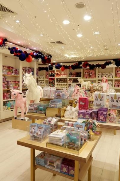 Selfridges Opens Unicorn Shop In London, Manchester And Birmingham