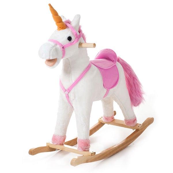 Shop Happy Trails Bella The Rocking Unicorn