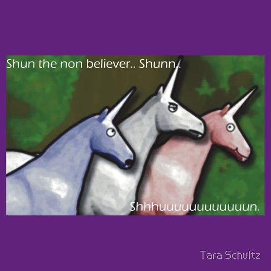 Shun The Non Believer, A T