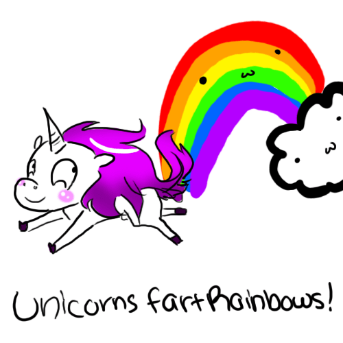 Story Time With Kayla & Morgan  Unicorns Fart Rainbows!!!!! )
