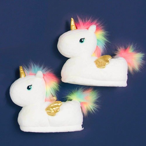 Sunnylife Unicorn Kids Slippers