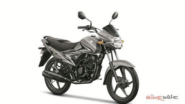 Suzuki India Unveils The New Hayate Ep