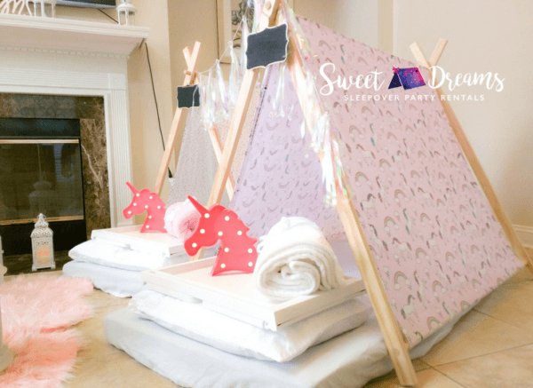 Sweet Dreams Party Rentals, Tent Rentals, Teepee Rentals