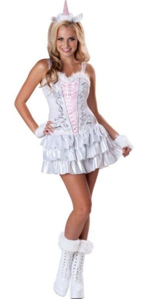 Teen Girls Unicorn Costume