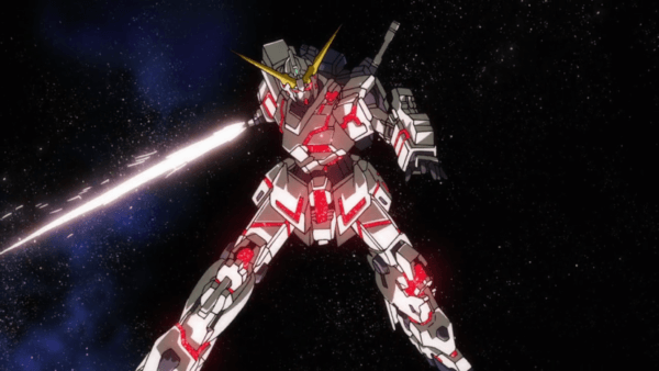 Temporal Flux  Gundam Unicorn Episodes 1