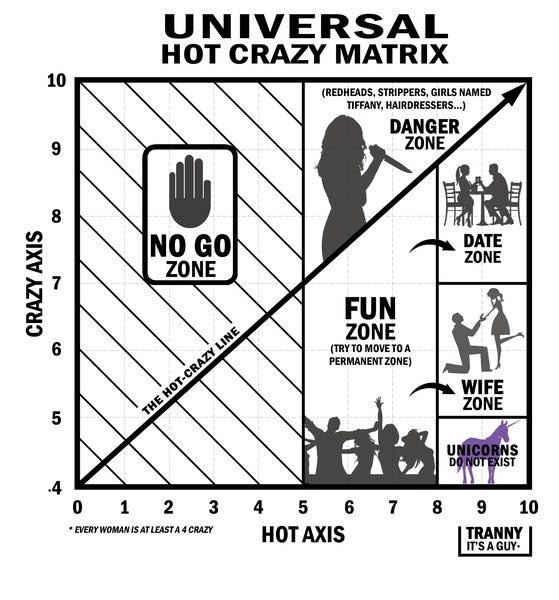 The Hot Crazy Matrix – Hunting For Unicorns