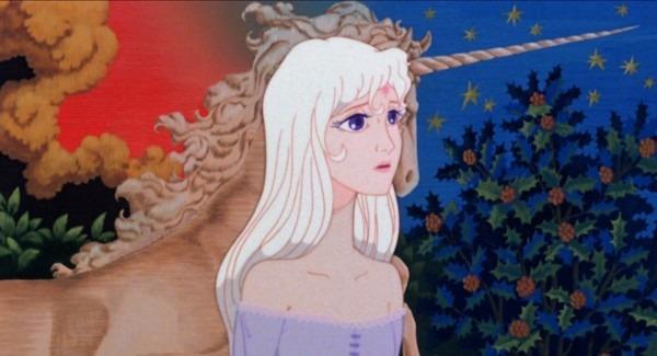 The Last Unicorn  Enchanted Edition (blu