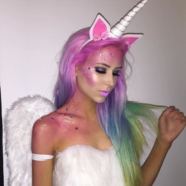 This Rainbow Unicorn Halloween Costume Is One Of The Most Popular