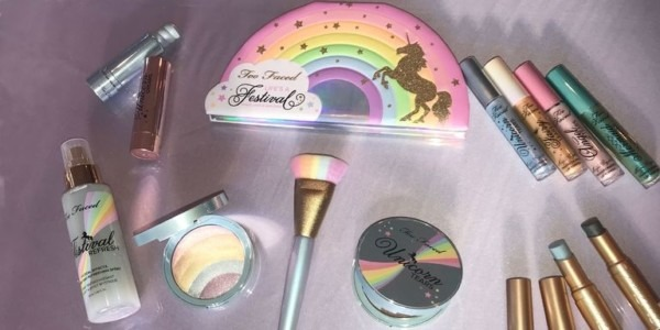 Too Faced Is Launching An Entire Collection Of Unicorn Makeup