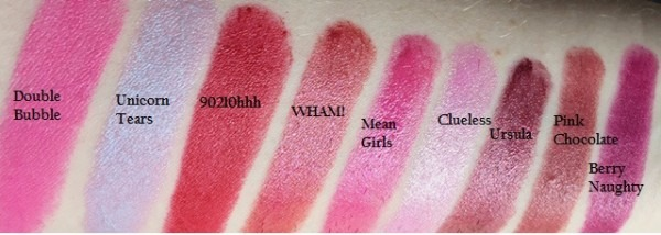 Too Faced La Crème Color Drenched Lipstick – Makeup Most Wanted