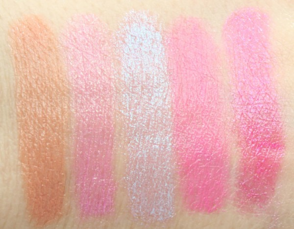 Too Faced La Creme Color Drenched Lipstick Spring 2016