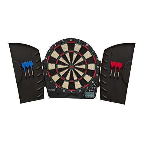 Triumph Sports Vector Electronic Dartboard Cabinet Set  Amazon In