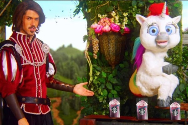 Twitter Compares Starbucks'  Unicornfrappuccino To Poop Of Squatty