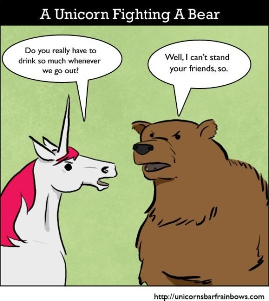 Unicorn And Bear Dating