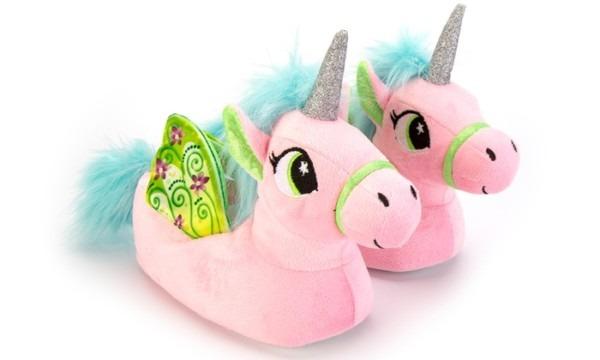 Unicorn Children's Slippers