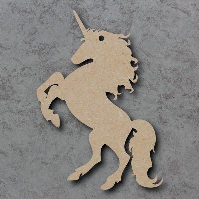 Unicorn Craft Shapes