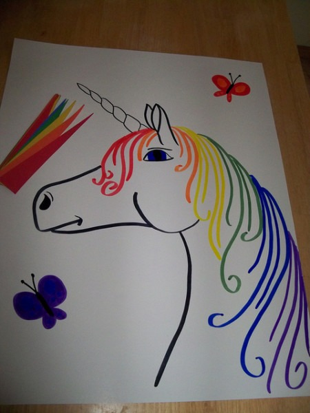 Unicorn Drawing Games At Getdrawings Com