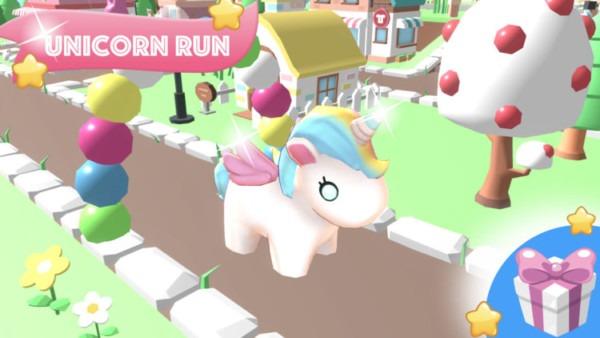 Unicorn Fun Running Games By Lev Dubrovskiy